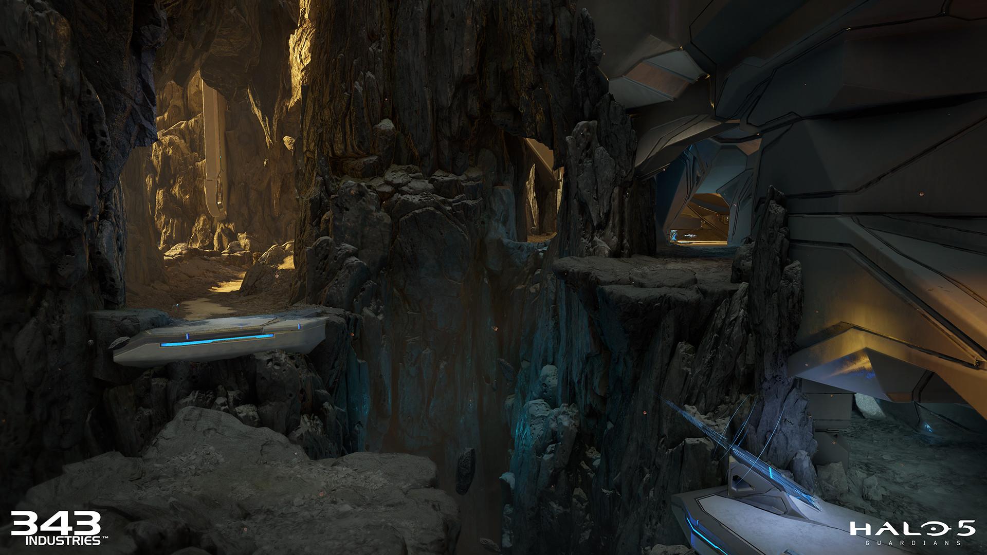 ArtStation - Halo 5: Guardians - Tyrant DLC, Aenok Oh
