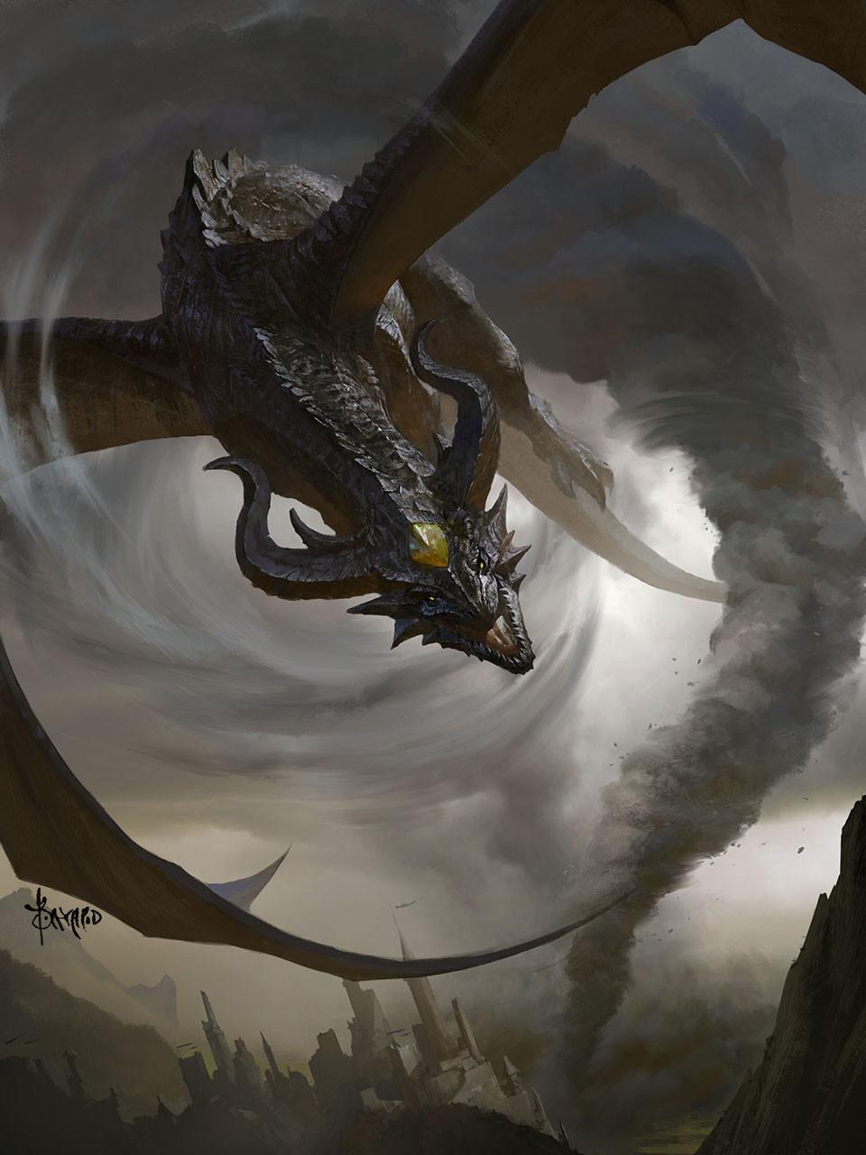 Bayard wu storm dragon