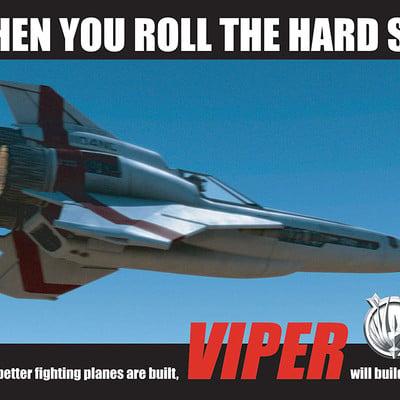 Doug drexler viper poster r02