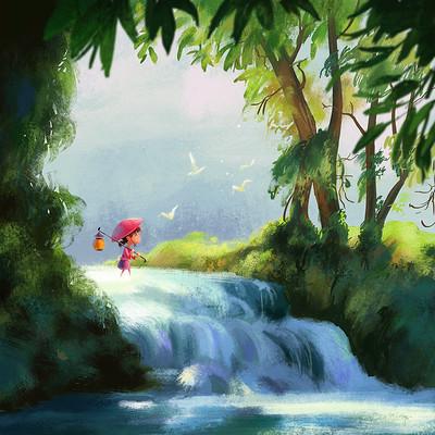 Francis boncales waterfall