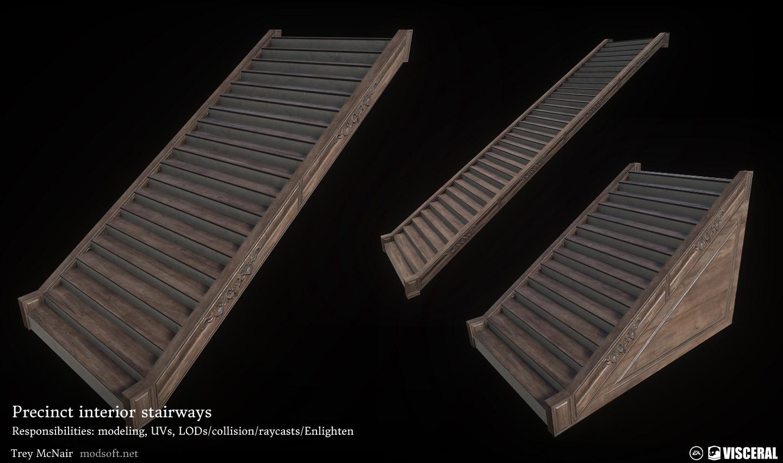 Trey mcnair trey mcnair visceral hardline xp2 08 stairs