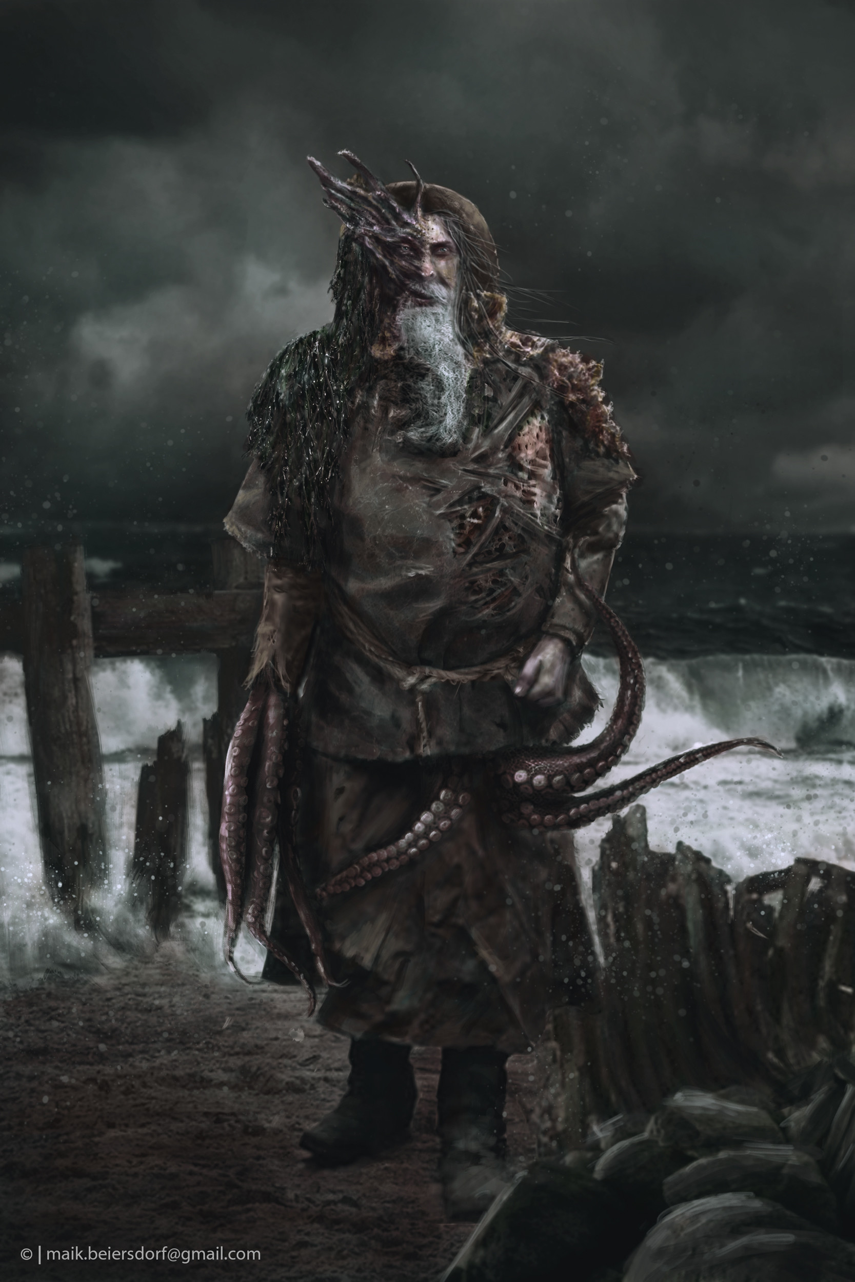 Maik beiersdorf fisherman v2