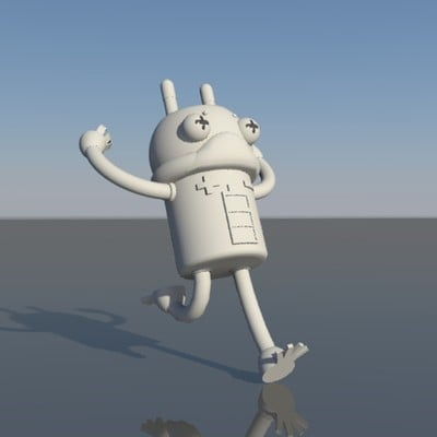 Jordan mcgrath render robot2