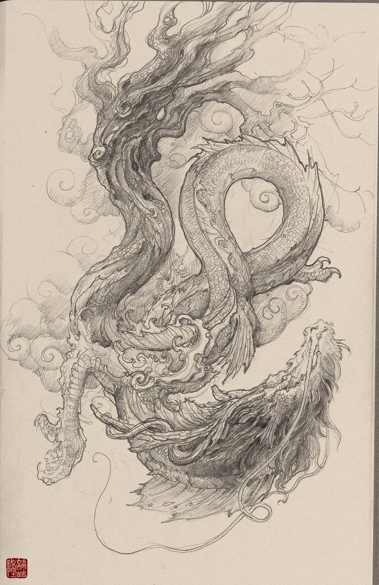 Zhelong xu drawing 052