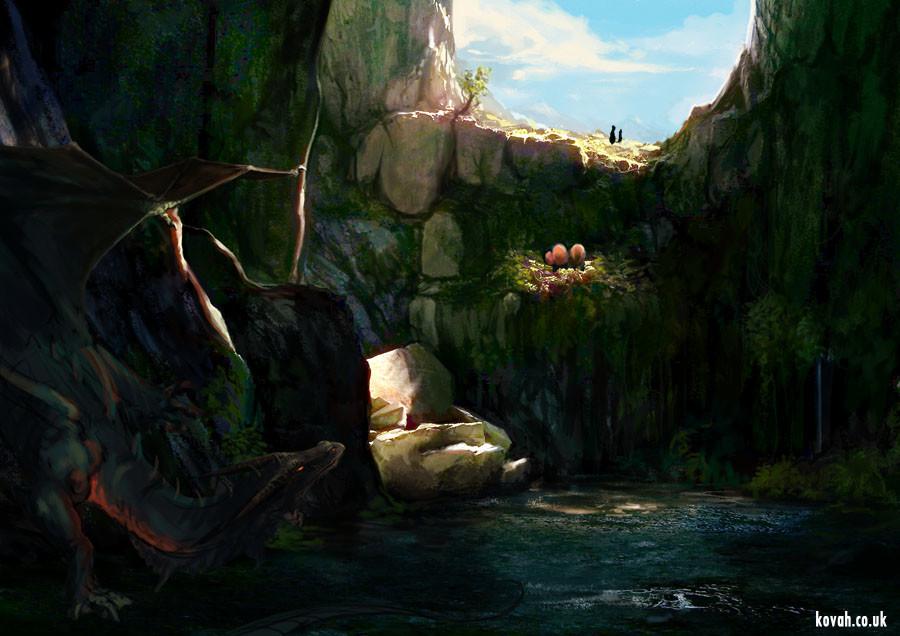 Katy grierson cave2
