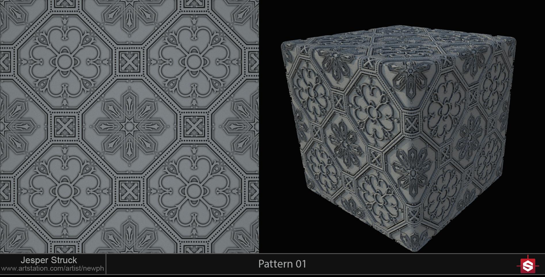 Jesper struck portfolio sd pattern 01