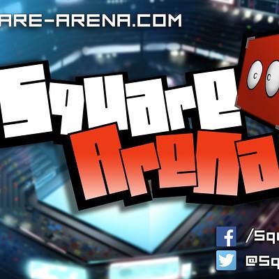 Square arena hepta games cover hitbox
