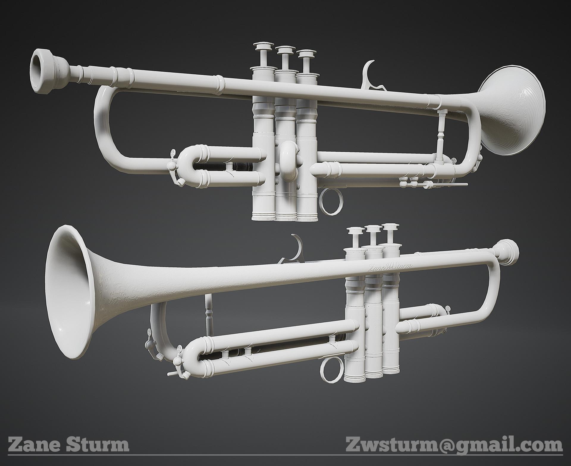 Zane sturm trumpet ao