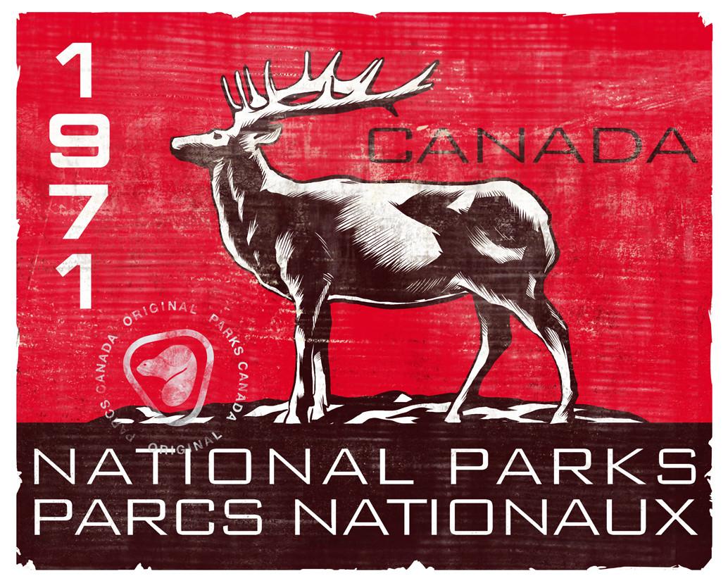 Canadian Stamp restoration