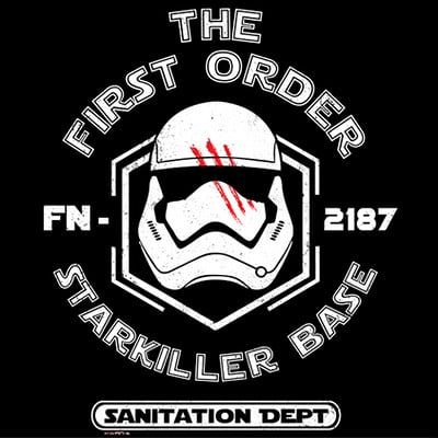 Andrew kwan first order sanitation dept