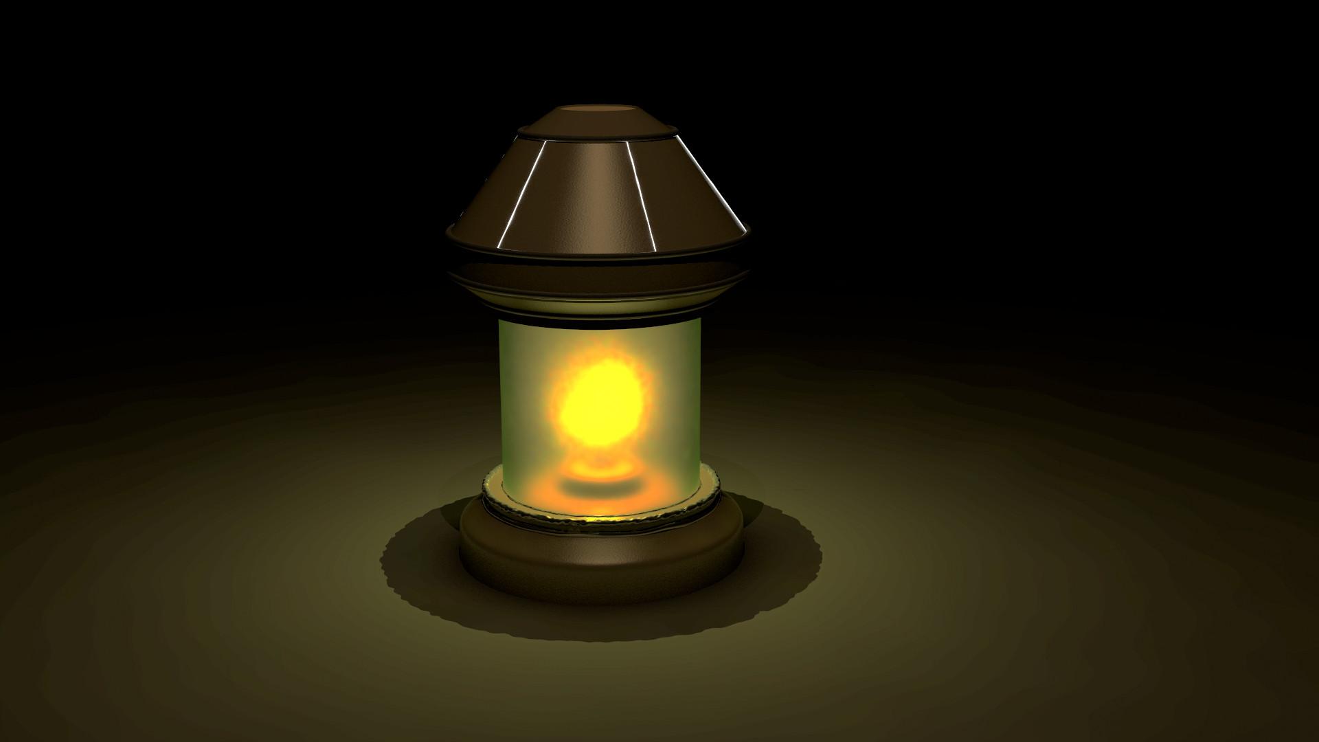 JP Haugen - Sympathy Lamp