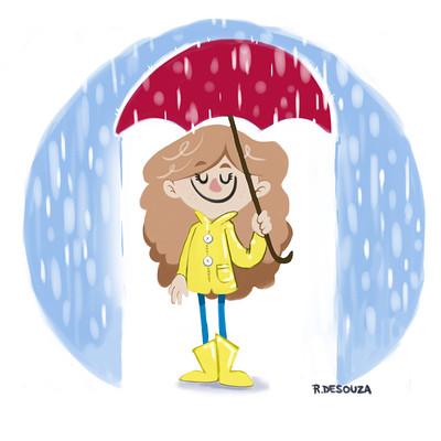 Rob de souza umbrella