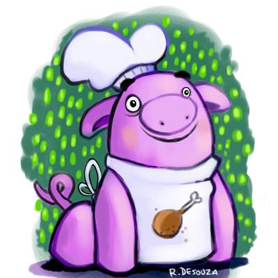 Rob de souza pig