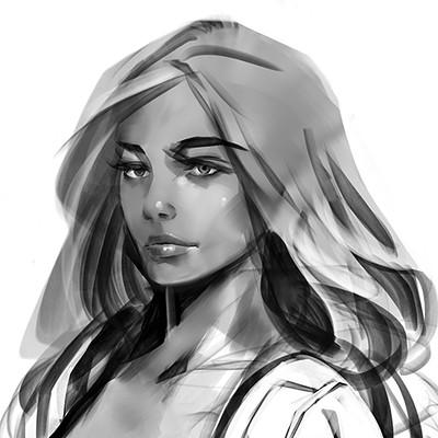 Mingchen shen sketches2