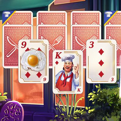 Retrostyle games chefsolitaire gui 01