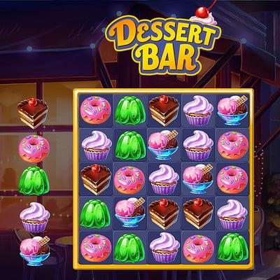 Retrostyle games chefsolitaire minigame 03