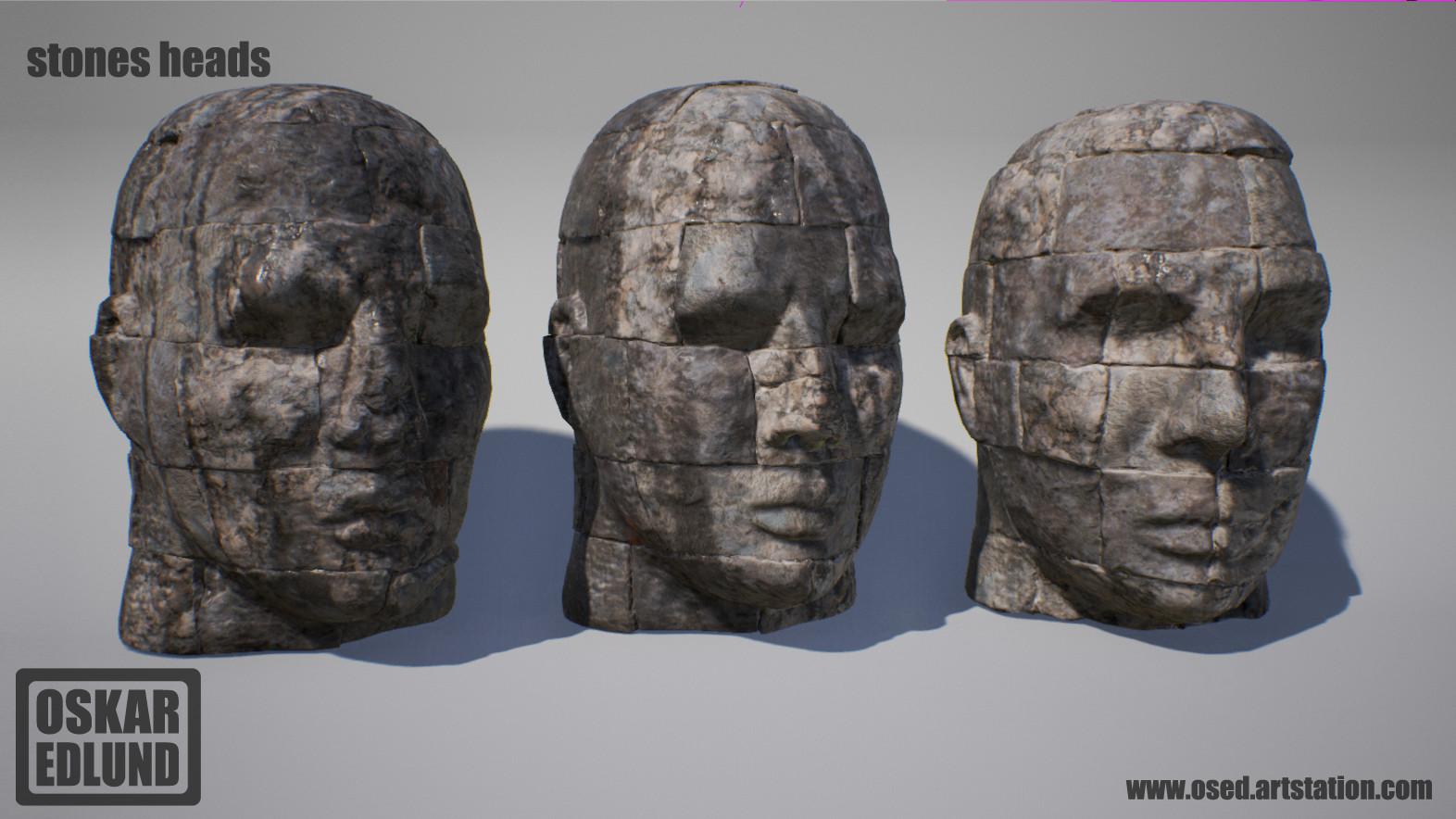 Oskar edlund stoneheads