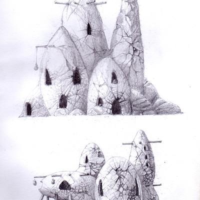 Midhat kapetanovic arch study 001