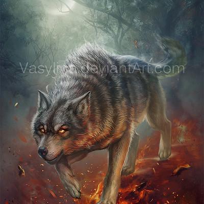 Vasilyna holod wolf