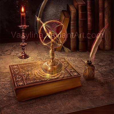 Vasilyna holod compass