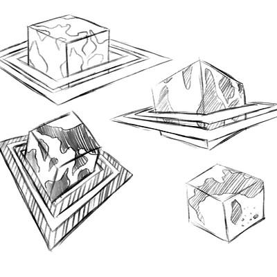 Square arena hepta games croquis squaria