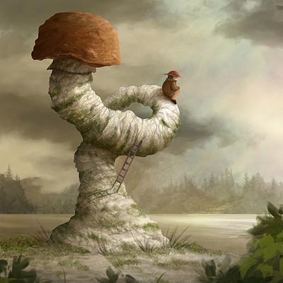 Alexander skachkov mushroom