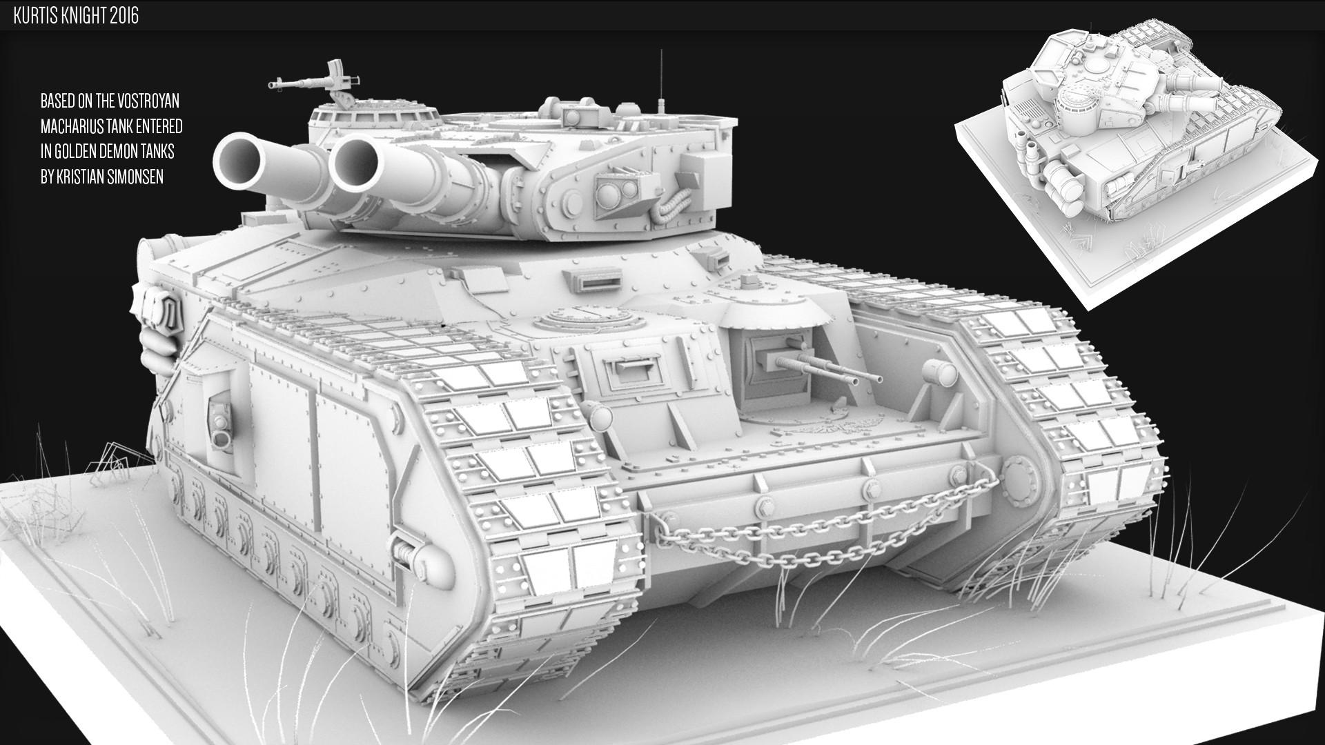 Kurtis knight page24 tank