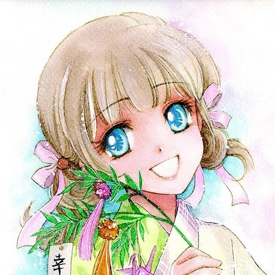 Simone beatriz tanabata1