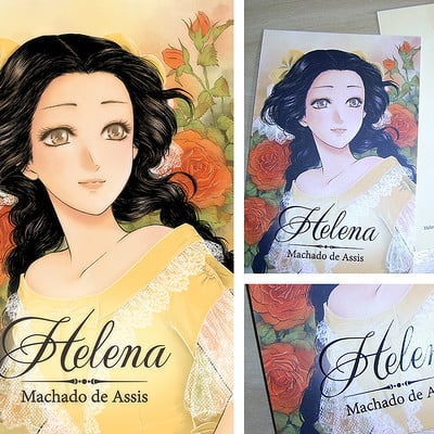 Simone beatriz helena postcard