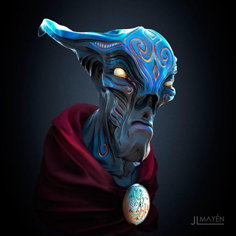 Juan luis mayen the sorcerer