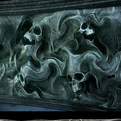 b47a135183169 Batman Arkham Knight Twoface Wall Mural