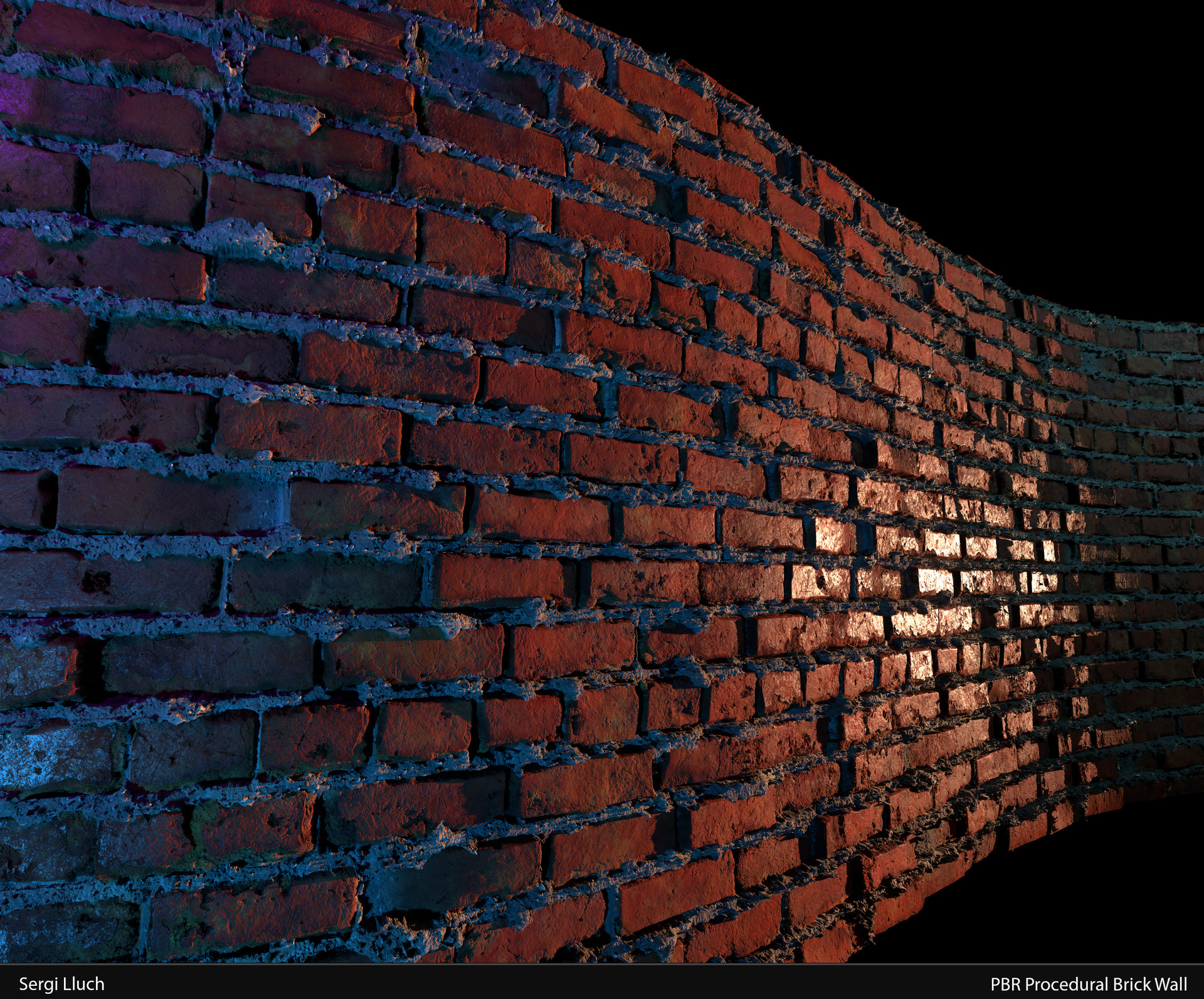 Sergi lluch sergilluch brickwall3