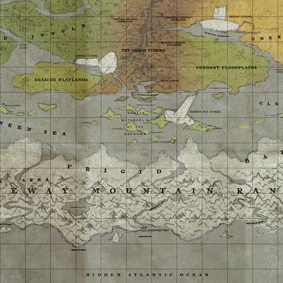 Andrew ng map