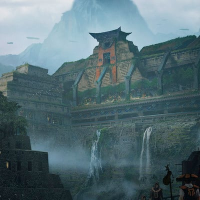 Kevin jick temple establishing 01a