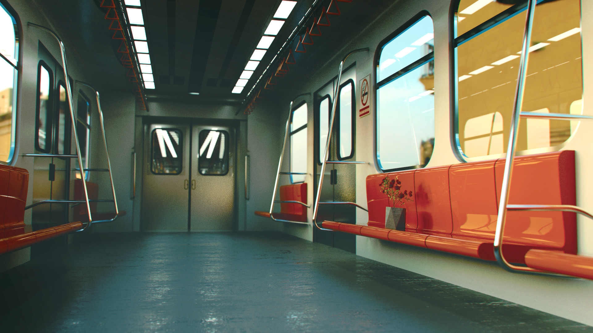 Syaf fiq train 2 post