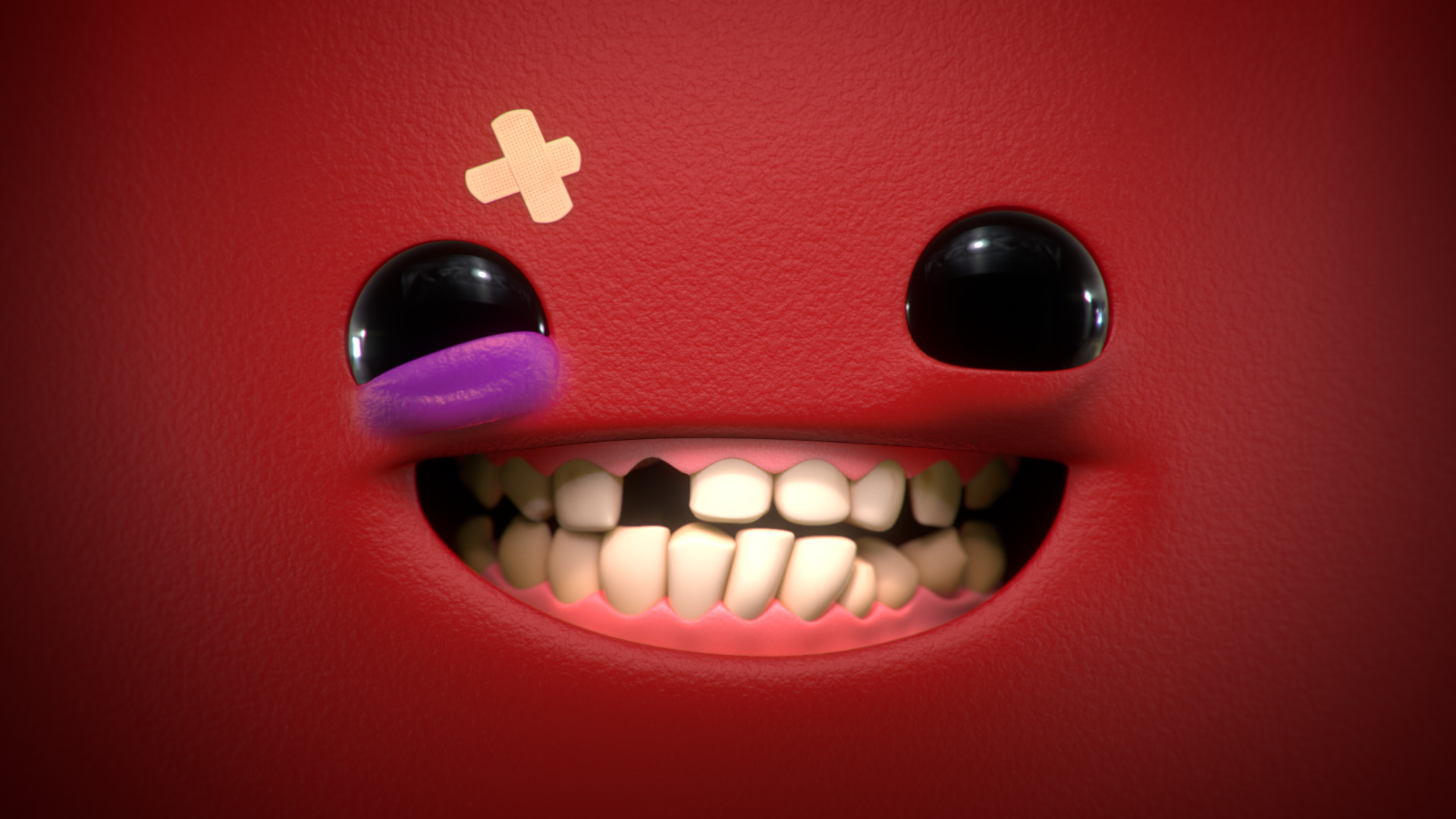 Artstation Super Meat Boy Mathieu Maurel