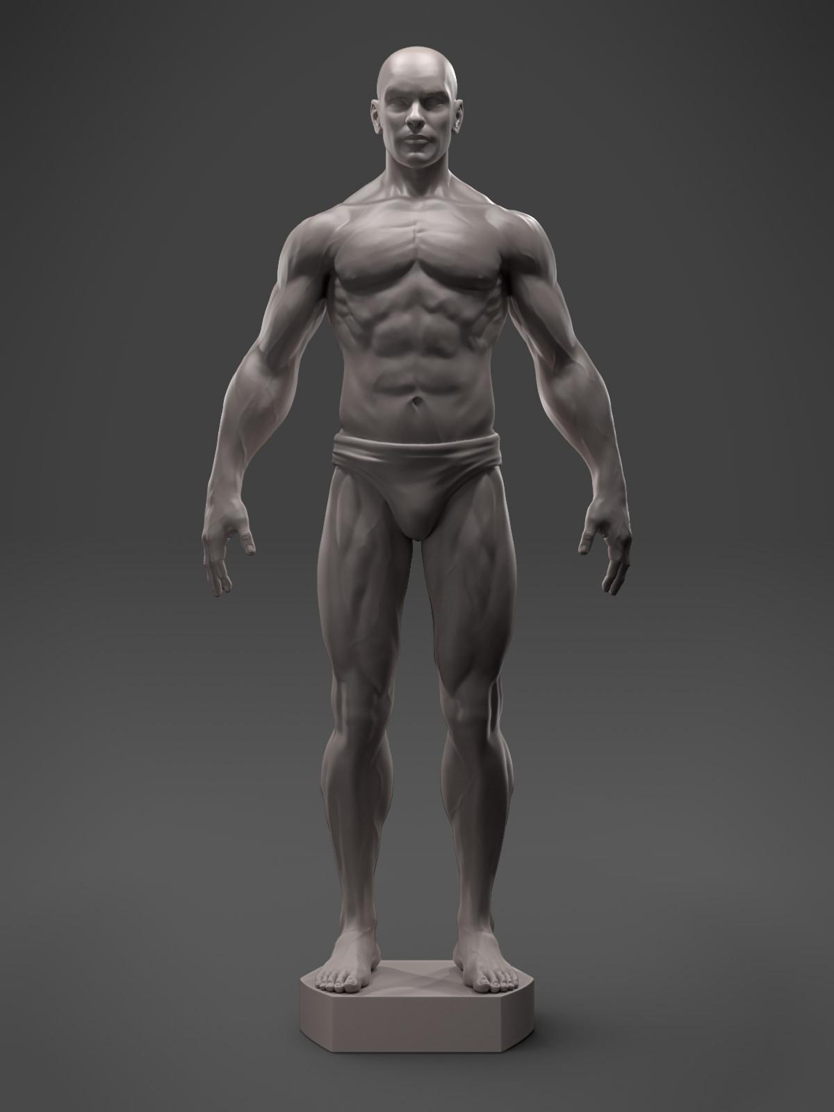 Hector moran anatomyguy front