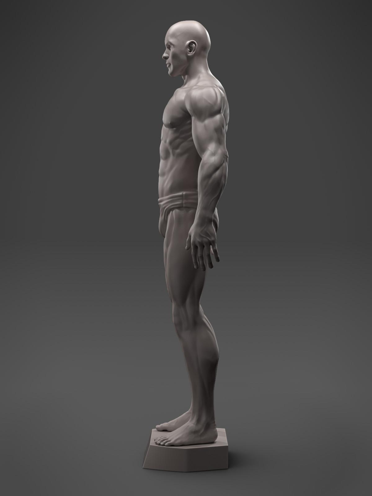 Hector moran anatomyguy side