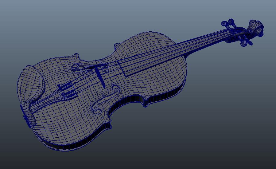 Thomas fraser violin pic2 wireframe