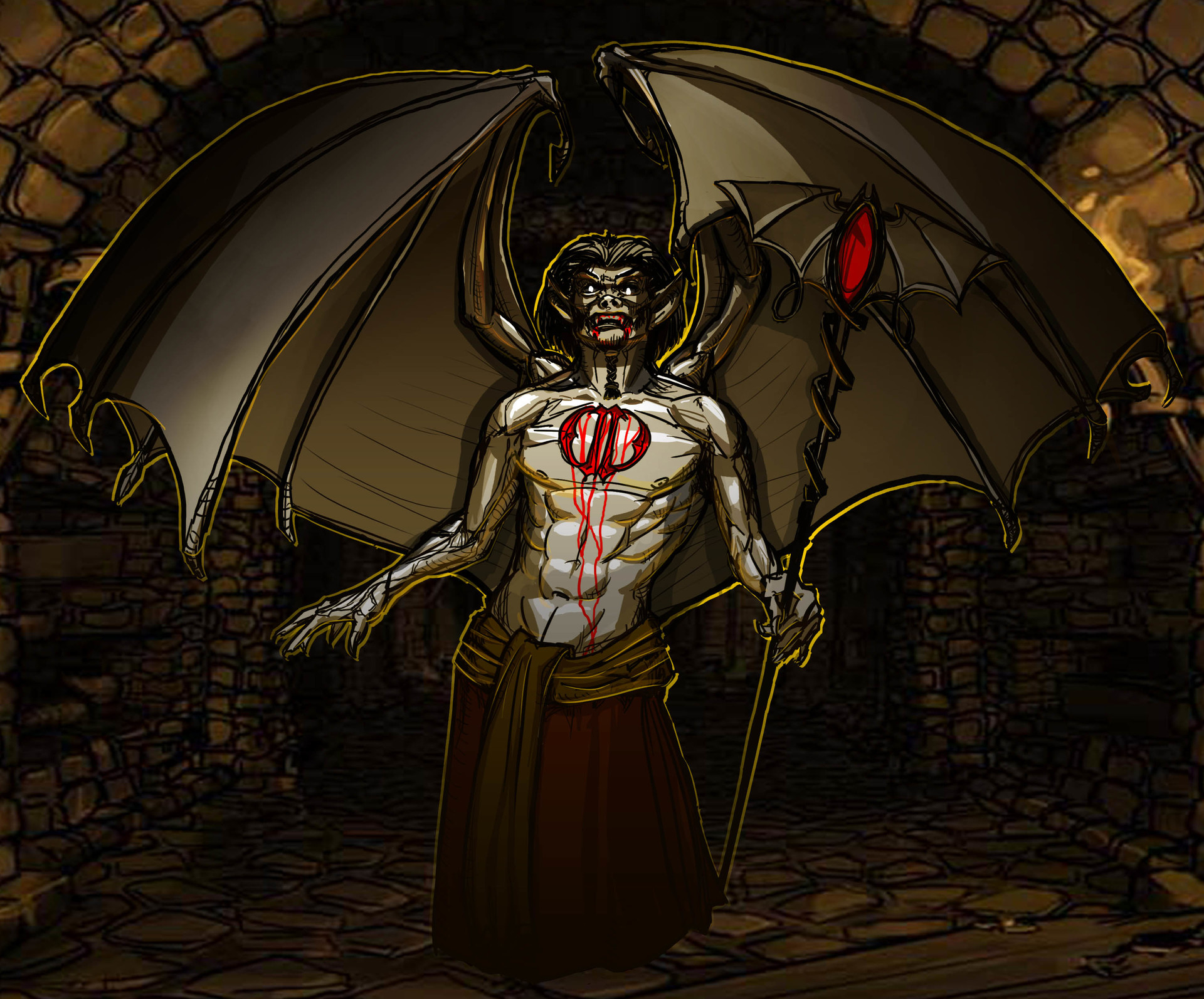 Juan miguel lopez barea vampire lord