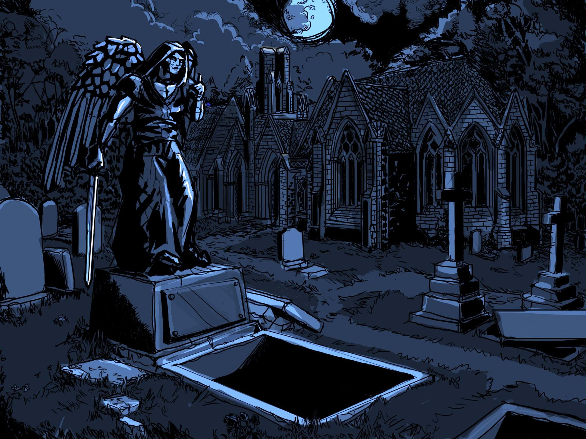 Juan miguel lopez barea cementerio