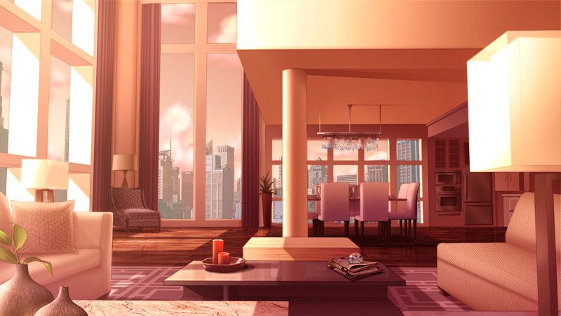 Rie Lee Background Art