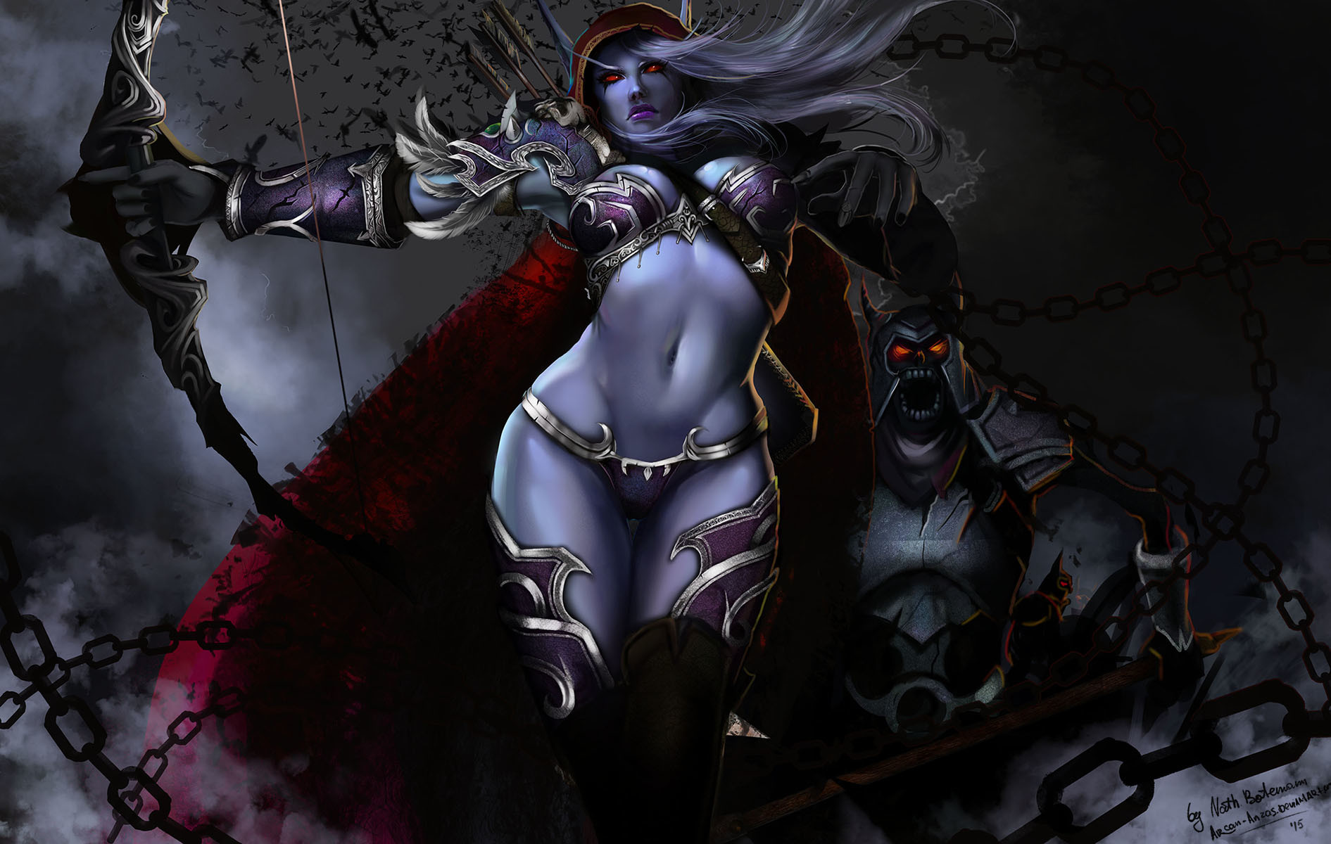 Warcraft 3 sylvanas porn naked drunk girls