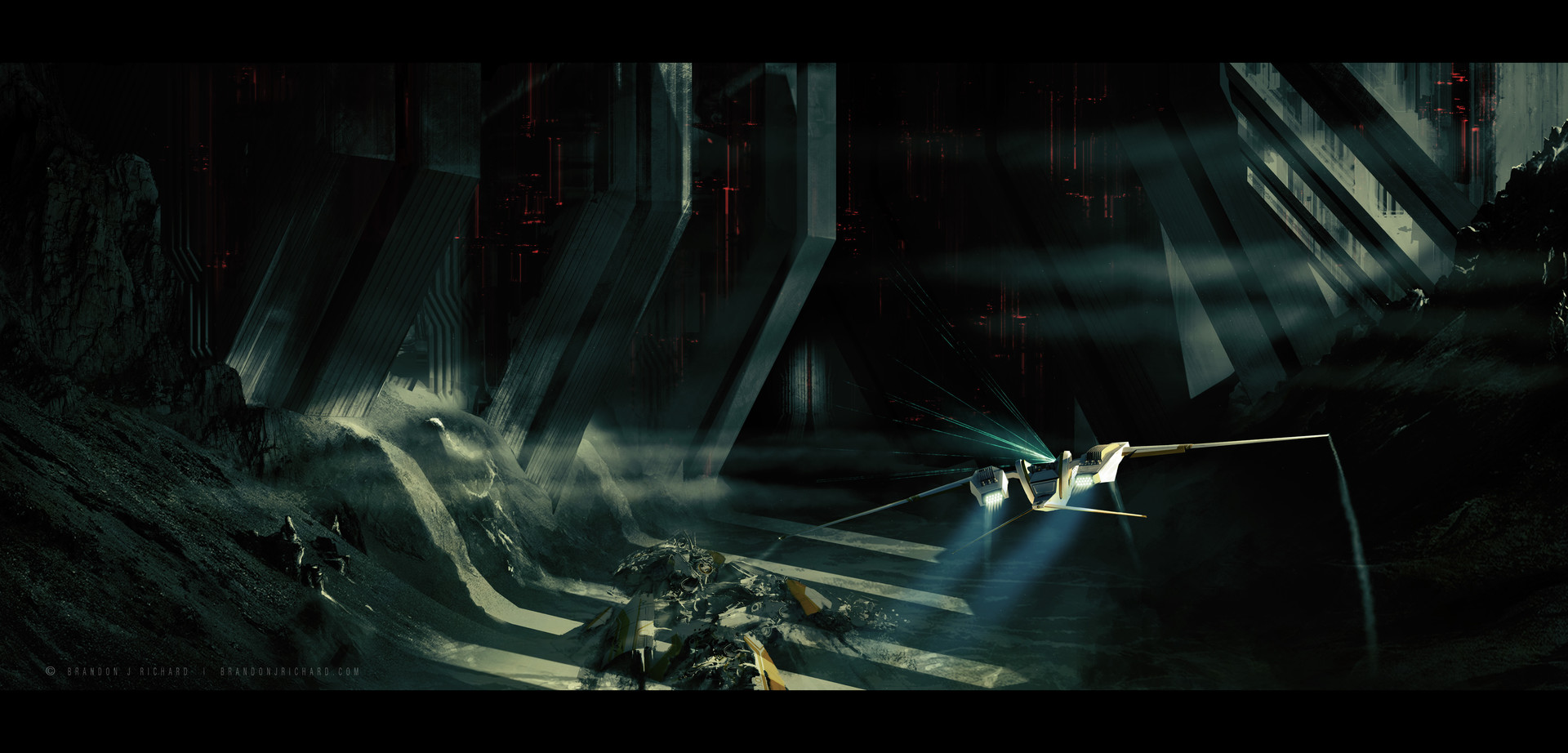 Brandon richard sparrow scene into the unknown 06 final