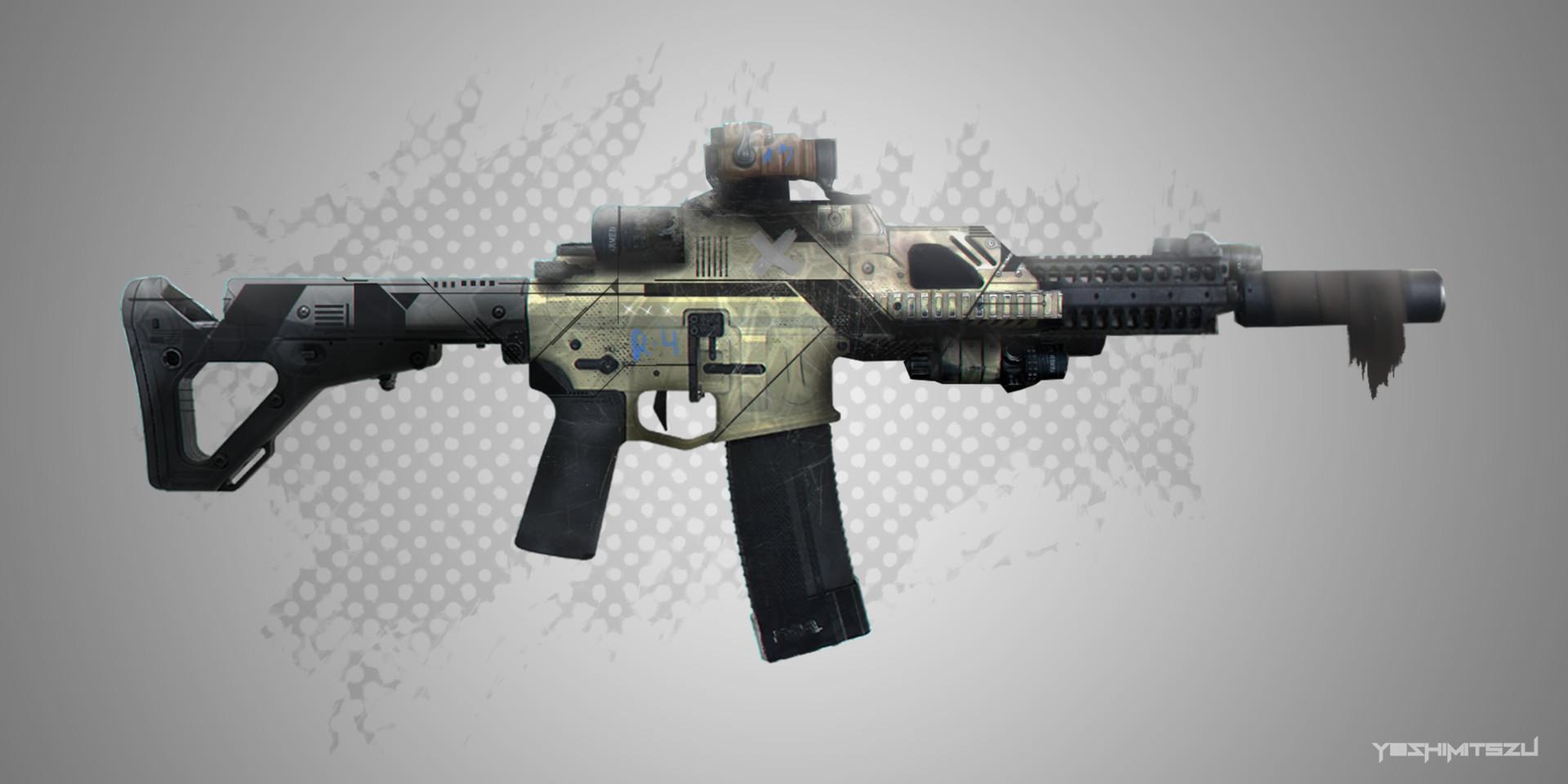 Anton krakowski rifle4