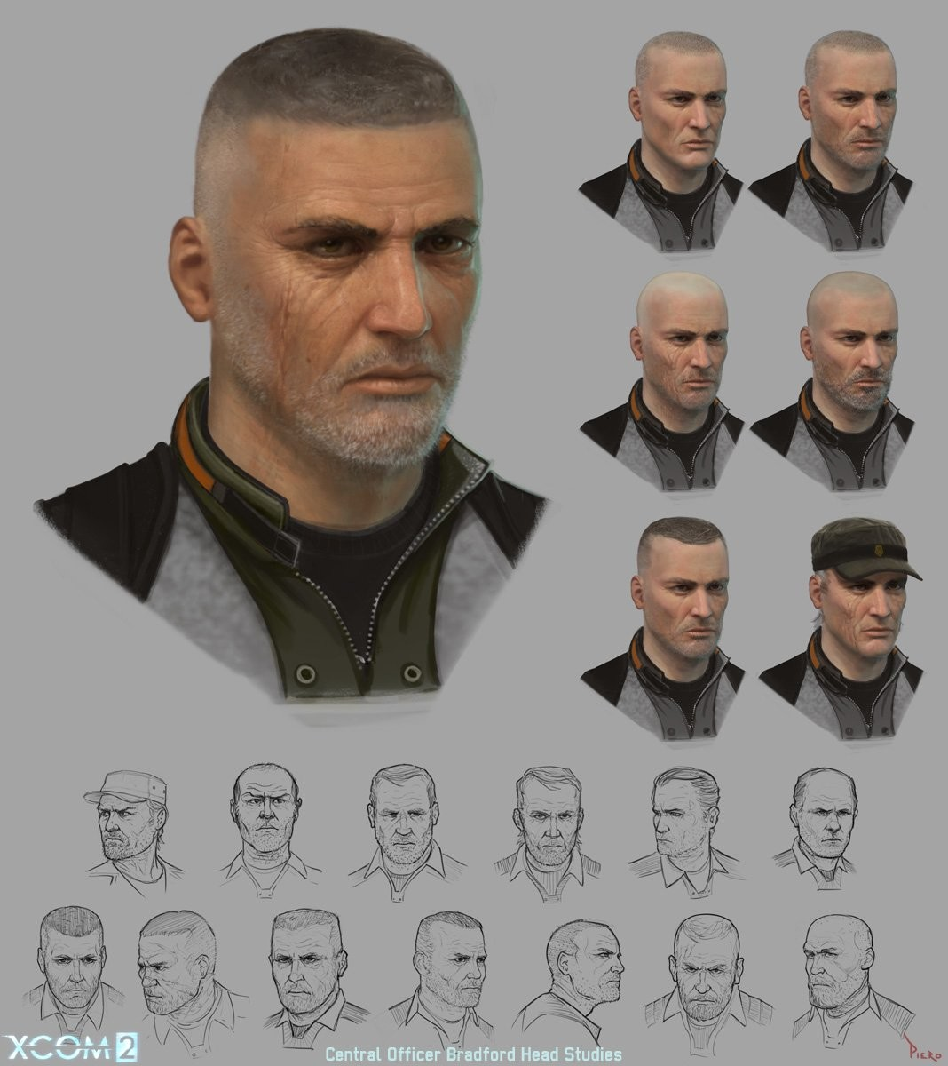 Central Officer Bradford head explorations