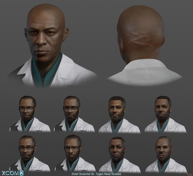 Chief Dr. Tygan head explorations