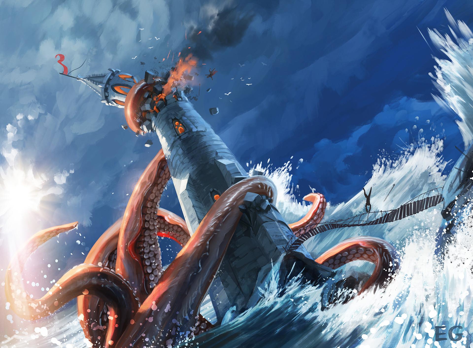 Eric geusz kraken wip6