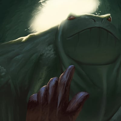 Liam maher friendly gigantoad
