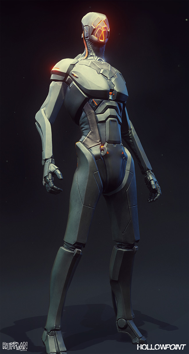 This guy was from a different -unfinished- faction.